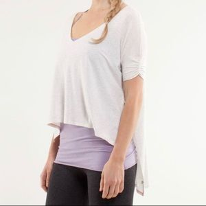 Lululemon | My Mantra shirt sleeve tee